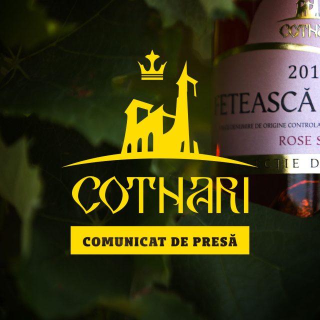 COTNARI – Campionul Vinurilor Românești – Berliner Wine Trophy
